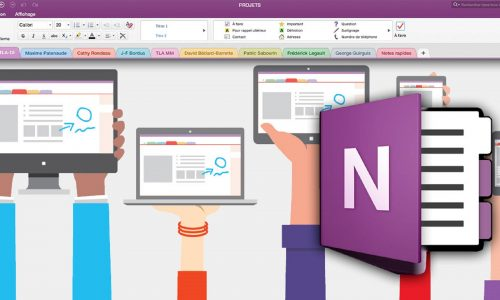 OneNote outlook